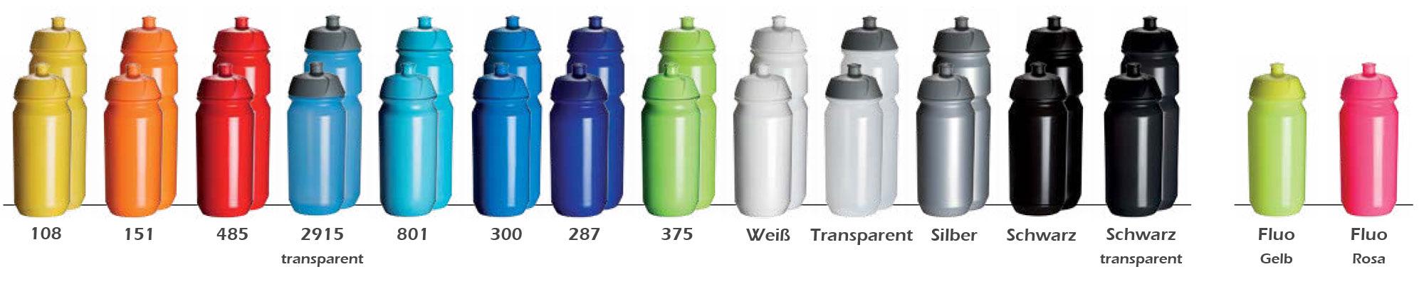 EMPASO Bedruckte Trinkflaschen bedrucken
