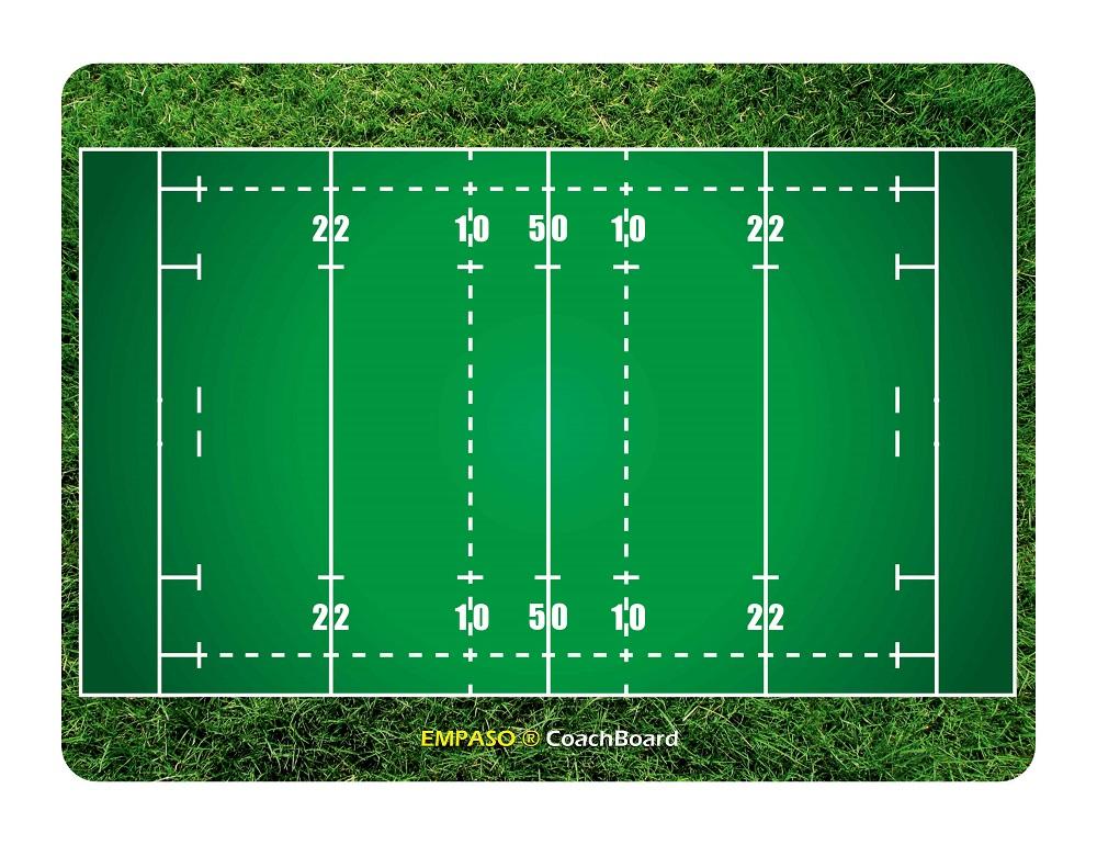 TeamKiste CoachBoard - Taktikboard - Taktiktafeln