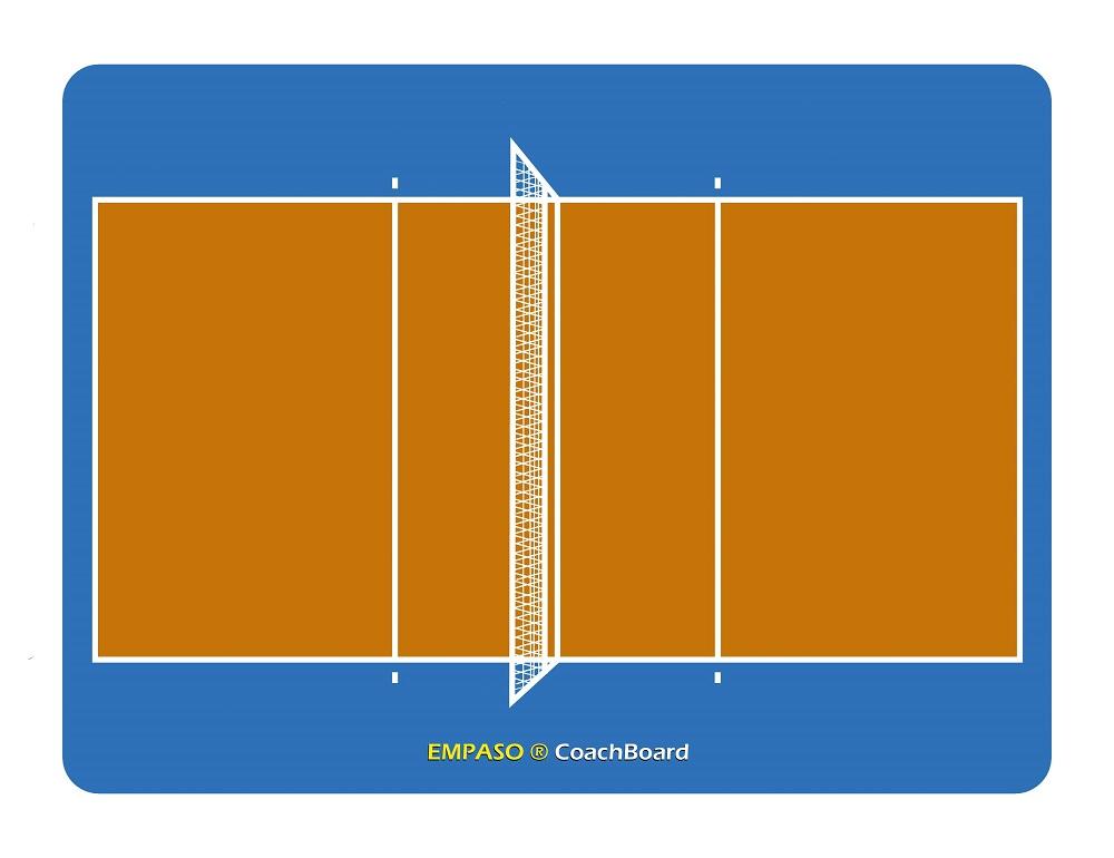 EMPASO TeamKiste CoachBoard - Taktikboard - Taktic board