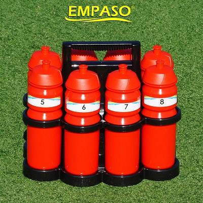 EMPASO 8er Flaschentraeger - Flaschenträger Set