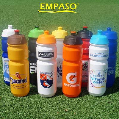 EMPASO-Bedruckte Trinkflaschen werbung