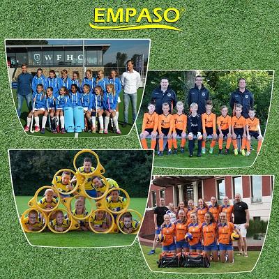 EMPASO TeamKiste Flaschenträger Set - Etiketten