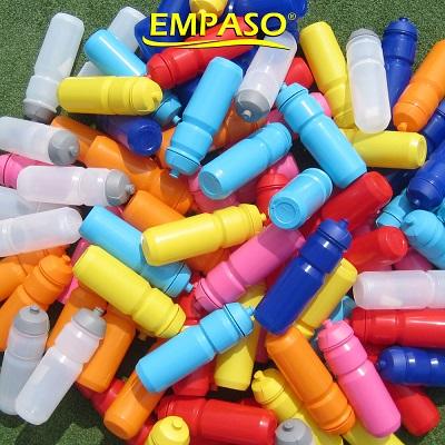EMPASO TeamKiste Trinkflaschen Fussball