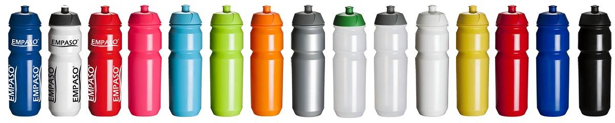 EMPASO TeamKiste Fußball Trinkflaschen
