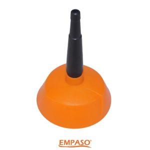 EMPASO TeamKiste Trinkflasche Fussball Trinkflaschen Set 12er F