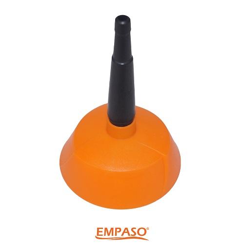 EMPASO TeamKiste Eishockey Trinkhalmen
