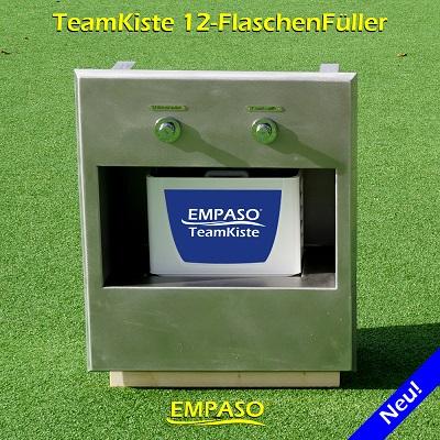 EMPASO Teamkiste FlaschenFüller