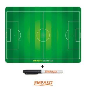 EMPASO CoachBoard Fussball- Taktikbord