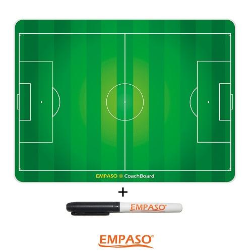 EMPASO CoachBoard Fusball - Taktikbord Fussball