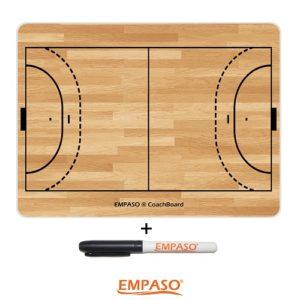EMPASO CoachBoard Handball - Taktikbord