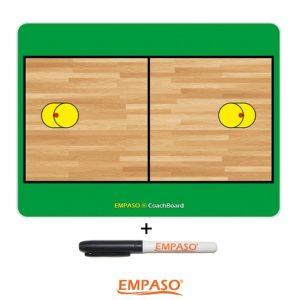 EMPASO CoachBoard Korfball - Taktikbord