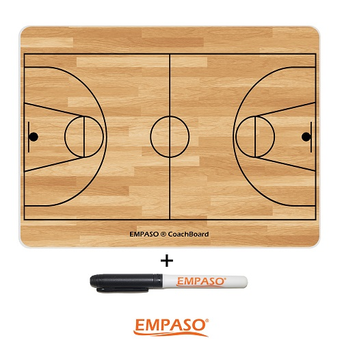 EMPASO CoachBoard Basketball - Taktikbord Basketball
