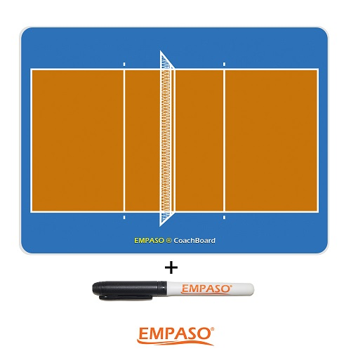 EMPASO CoachBoard Volleyball - Taktikbord Volleyball