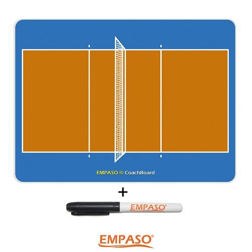 EMPASO CoachBoard Volleyball - Taktikbord Volleyball