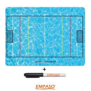 EMPASO CoachBoard Wasserball - Taktikbord