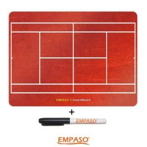EMPASO CoachBoard Tennis - Taktikbord