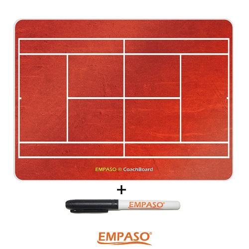 EMPASO CoachBoard Tennis - Taktikbord Tennis