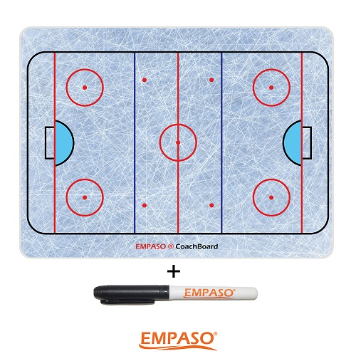EMPASO CoachBoard Eishockey - Taktikbord Eishockey