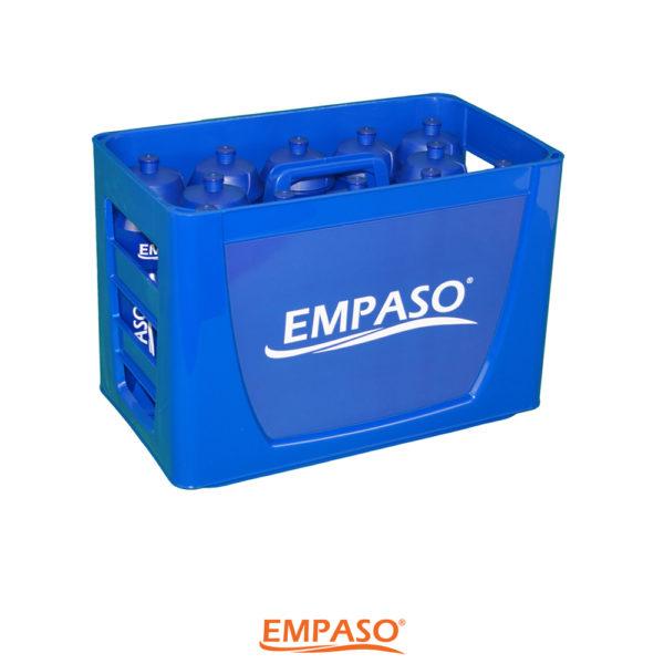 EMPASO TeamKiste 12er Flaschenträger Set Fussball Trinkflaschen Set