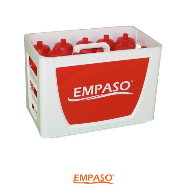 EMPASO TeamKiste 12er Flaschenträger Set Fussball Trinkflaschen