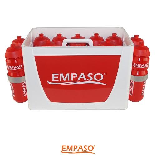 Standard TeamKiste 12er Fussball Trinkflaschen Set